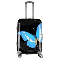 фото Чемодан Impreza Butterfly Night Moth, S