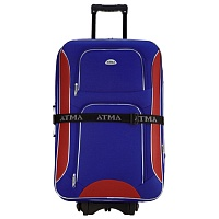 фото Чемодан Atma Tour Blue/red, L