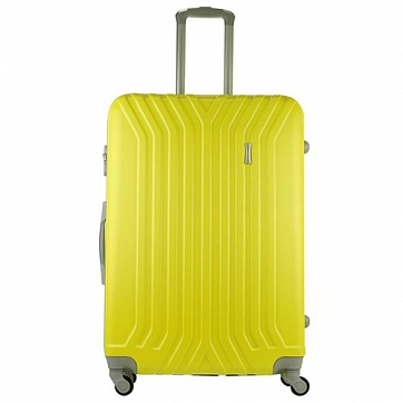 фото Чемодан Tracker Avalon Yellow, L