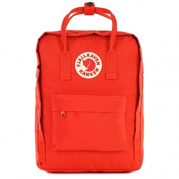фото Рюкзак Fjallraven Kanken Classic 23510 Orange Red